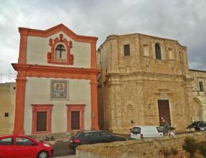 Churches in Historic Centre, Gallipoli