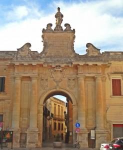 Porta Biagio, Lecce