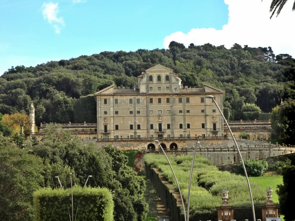 Villa Aldobrandini, Frascati