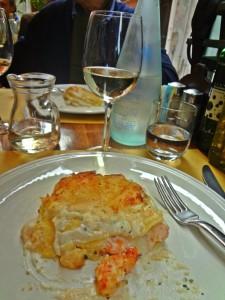 Seafood Lasagne
