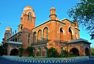 University of Madras, Senate House
