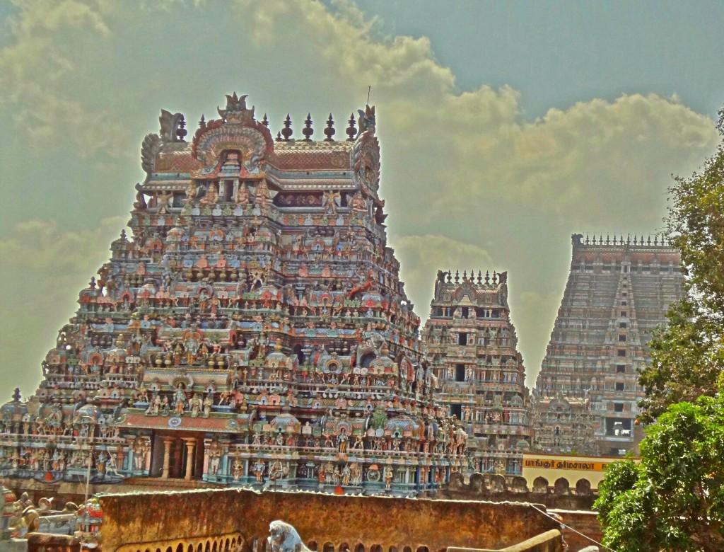 Ranganatha Temple, Trichy