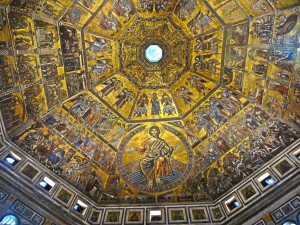 The Baptistry Dome