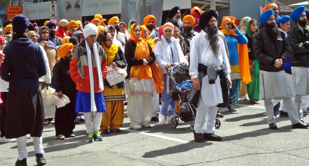 Khalsa Day Parade 2014, Toronto