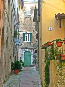 Veroli Street