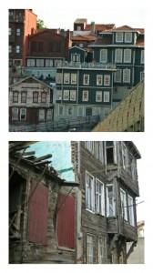 Old Ottoman Houses