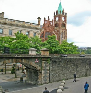 Derry Walled City