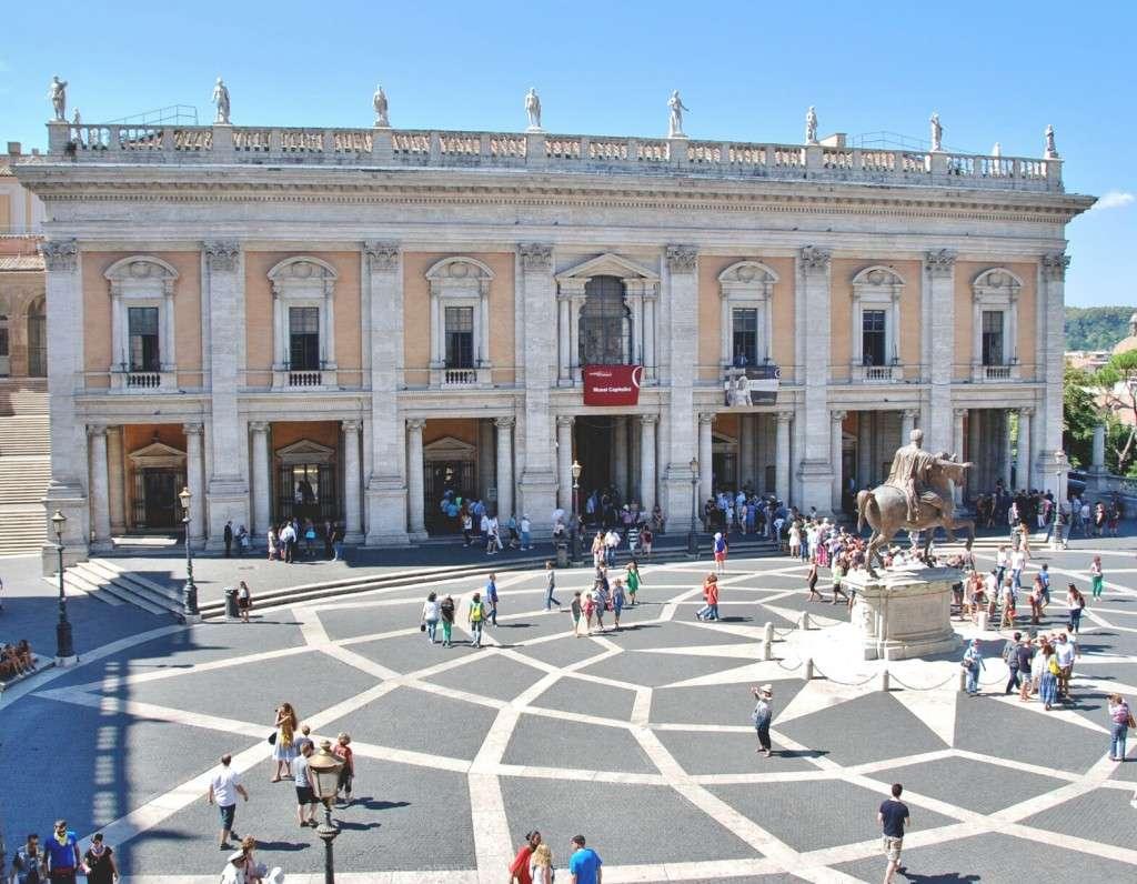 Piazza di Campidoglio
