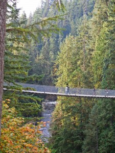 Capilano Rope Suspension Bridge