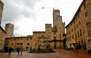 San Gimigniano, Toscana