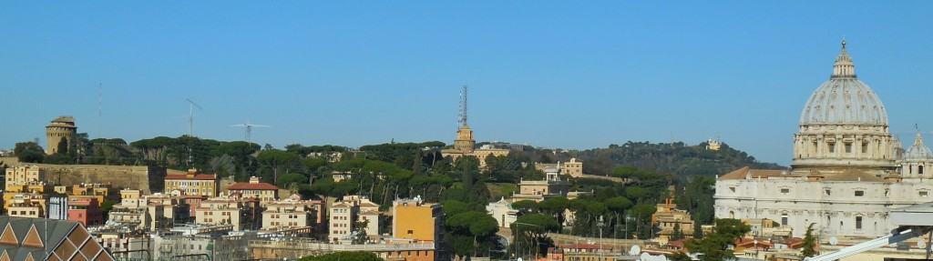Vatican State (Partial View)