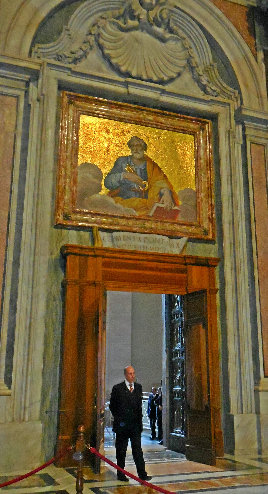 Porta Santa, St. Peter's Basilica