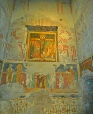 Frescoes, Santa Maria Antiqua