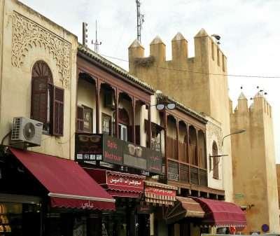 Jewish Quarter, Fes el-Jdid