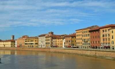 Arno River at Pisa