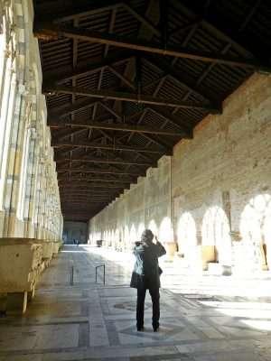 Camposanto Cloister